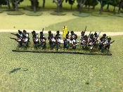 Hungarian Grenadiers Defending