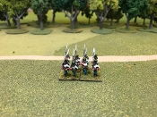 Hungarian Infantry March Attack