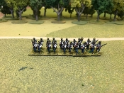 Hungarian Infantry Defending
