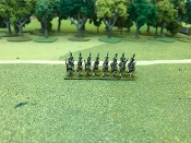 Russian Line Grenadier Advancing