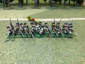 Prussian SYW Musketeers Firing