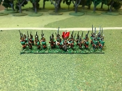 Russian SYW Grenadiers