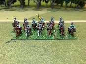 Russian SYW Dragoons