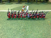 French SYW Musketeers & Grenadiers No Turnbacks