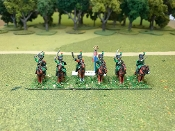 French Guard Chasseurs-A-Cheval