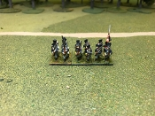 Prussian Line Infantry Advancing