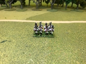 Spanish Grenadiers With Command