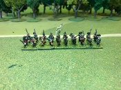 Ragged State Militia / Minuteman With Command
