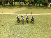 Allied Cavalry #3 - French Chasseurs and Bengal Lancers