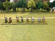 Allied Cavalry #2-Japanese And US