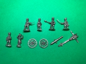 French Guard Foot Artillery