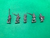 Russian Pavlov Grenadiers In Greatcoat