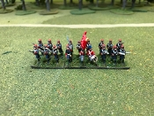 Infantry Tunic and Fez Advancing