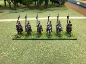 Prussian Uhlan Without Command