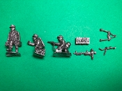 MG 34 Medium MG Team