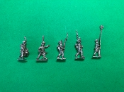 French Light Infantry Advancing (1813-1815)