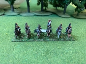 Cuirassiers at Rest