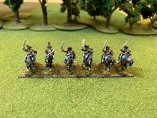 Hussars Charging