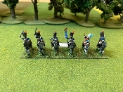 Guard Grenadiers a Cheval