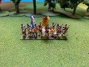 Stovepipe Advancing With Command