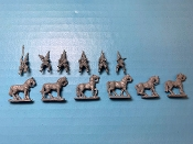 British SYW Horse Grenadiers
